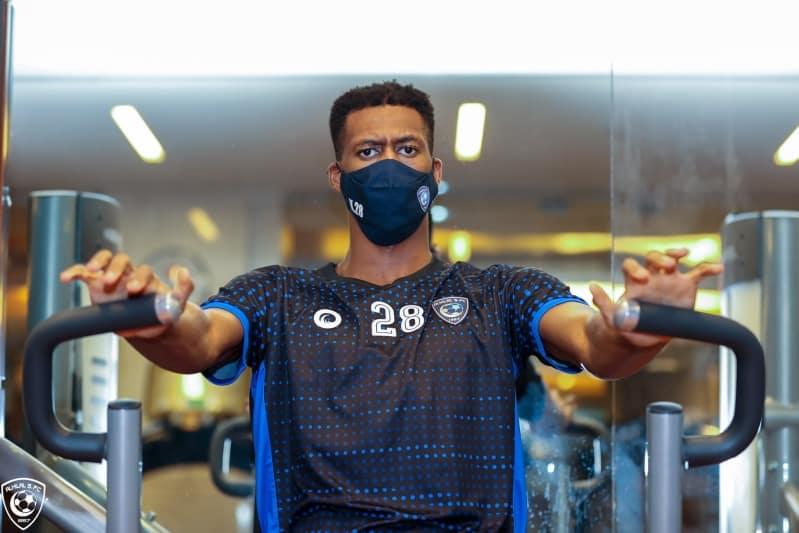 الهلال يعلن إصابة 3 لاعبين جدد بفيروس كورونا