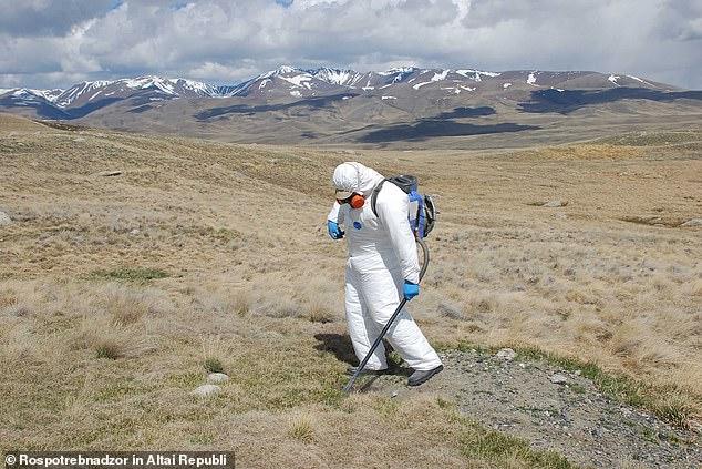 مخاوف جديدة من انتشار الطاعون الأسود بعد 3 حالات وفاة في منغوليا (1)