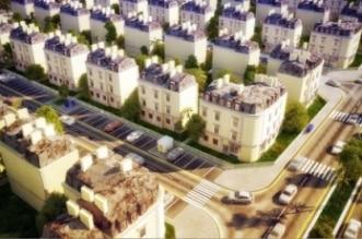 المخطط العيني بالمدينة