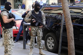 مداهمة لبنان