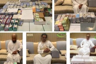 هيئة الرقابة تنشر صورًا للموظفين الـ5 المتورطين في قضية الفساد الكبرى بالرياض - المواطن