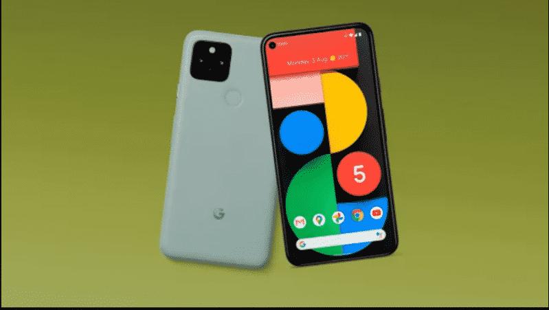مواصفات هاتف Google الجديد بيكسل 5