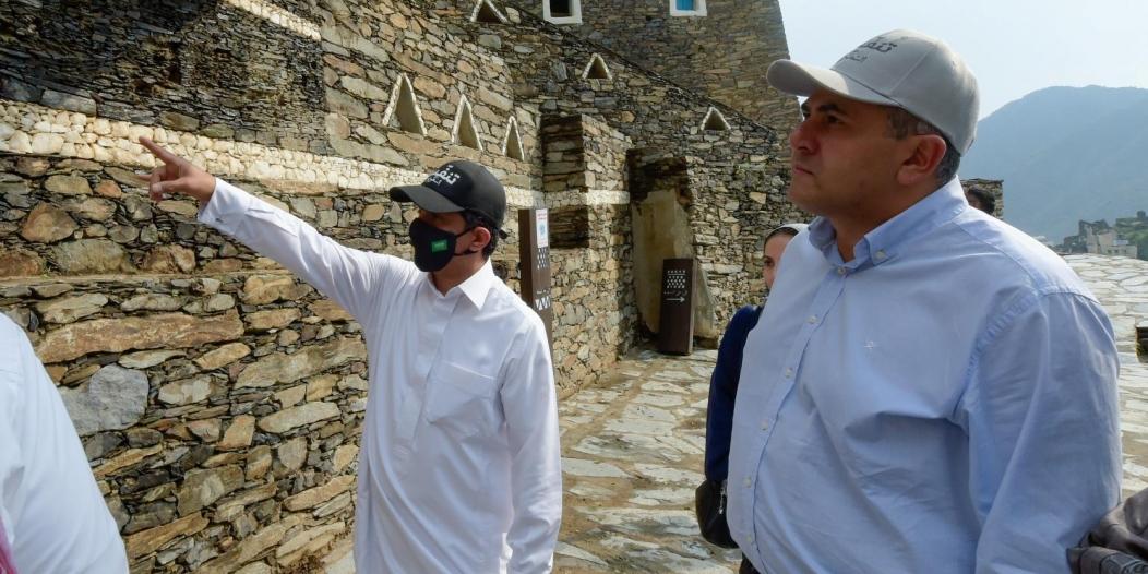 وزير السياحة: ما زلنا على المسار الصحيح رغم التحديات غير المسبوقة