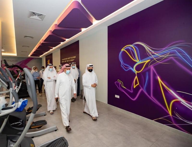 نادي وقت اللياقة للسيدات في دبي