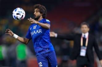ياسر الشهراني لاعب الهلال