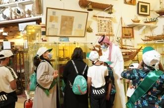 أيتام بر الشرقية يتعرفون على التراث الوطني في متحف فلوة - المواطن
