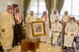 أمير الرياض يدشن منصة توافق حركية لتسهيل تزويج ذوي الإعاقة - المواطن