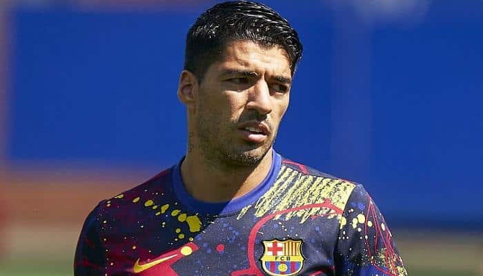 لويس سواريز لاعب Barcelona