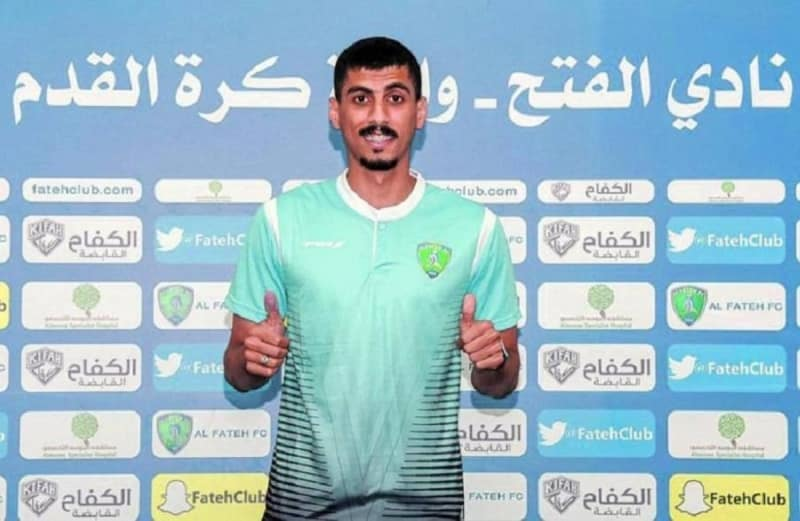 علي لاجامي على رادار النصر