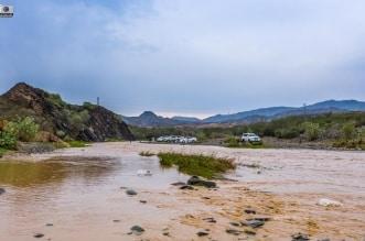أمطار وسيول على تهامة عسير والمدني: ابقوا في أماكن آمنة - المواطن