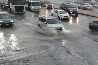 أمطار غزيرة على عسير والمدني يناشد الجميع توخي الحذر - المواطن