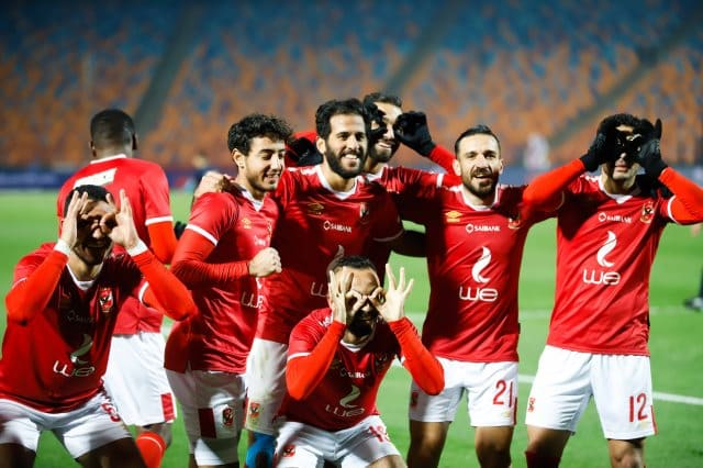 الأهلي بطلًا للدوري المصري للمرة الـ 42 بعد خسارة الزمالك