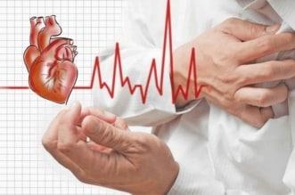 ما أعراض الجلطة القلبية