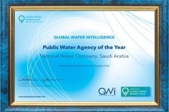 المياه الوطنية تفوز بجائزة أفضل منظمة لعام 2020 عن مشروع حياة - المواطن