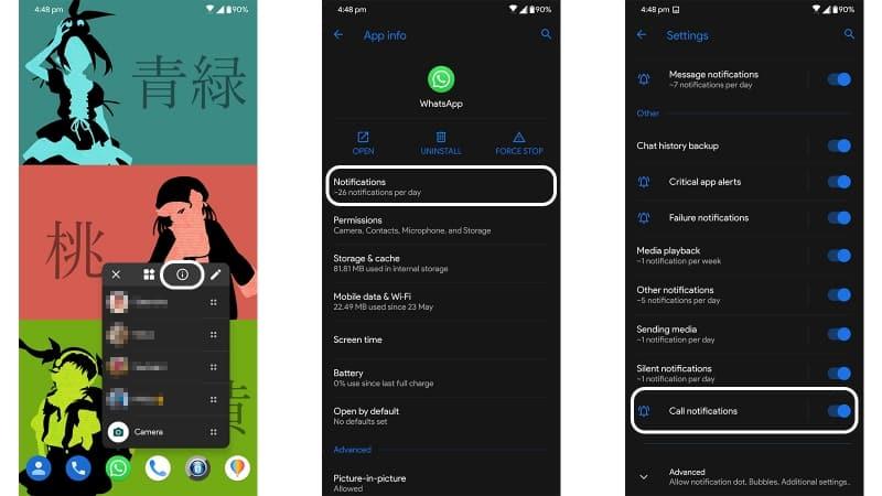 5 مشكلات في مكالمات تطبيق WhatsApp وطرق حلها (1)