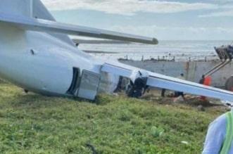 تحطم طائرة شحن كينية في مطار مقديشو - المواطن