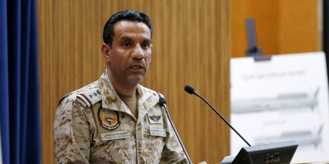 """قوات التحالف تدمر طائرة بدون طيار """"مفخخة"""" بالأجواء اليمنية"""