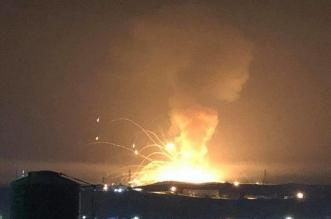فيديو وصور.. انفجار الأردن وقع في معسكر تابع للجيش بالزرقاء - المواطن