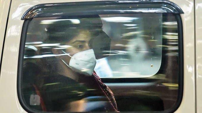 توقيف الممثلة الهندية ريا شاكرابورتي
