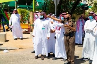 بلدي الرياض يطلع على مطالب الأهالي بجولة ميدانية في أحياء الشفا - المواطن