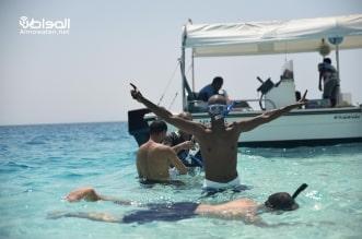 رحلة سياحية لن تُنسى للإعلاميين في ينبع.. زاروا الشواطئ والجزر وتمتعوا بنقاء الطبيعة - المواطن
