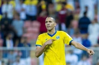 اللاعب البرازيلي نيلدو بيترولينا لاعب التعاون