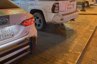 فيديو.. ضبط قائد مركبة عكس السير بسيارة خاصة محملة بمواد بناء - المواطن