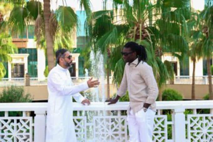 لقاء سامي الجابر مع غوميز