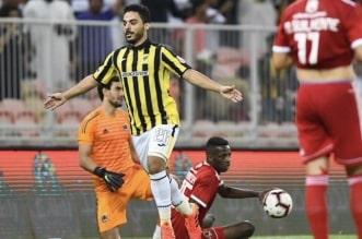 عبدالعزيز العرياني لاعب الاتحاد
