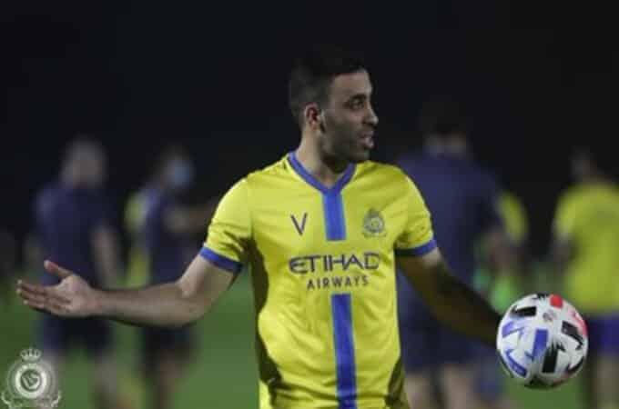سبب غياب حمدالله عن مباراة السد ضد النصر