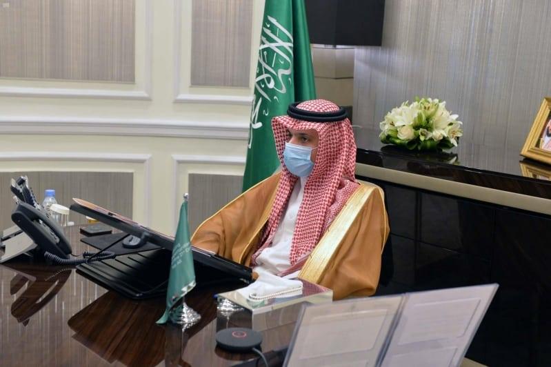 وزير الخارجية: المملكة تؤكد على أهمية اغتنام فرص القرن الحادي والعشرين للجميع