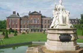 العثور على جثة امرأة أمام قصر الملكة إليزابيث