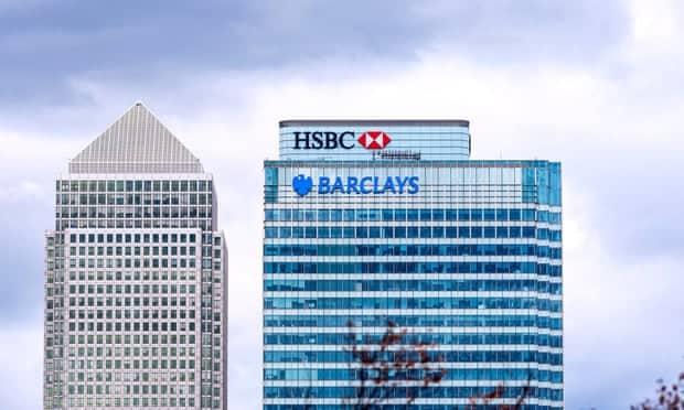 HSBC وباركليز بين أكبر أسماء البنوك المتورطة في عمليات تحويل مشبوهة