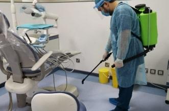 إنهاء التدابير الاحترازية بكلية طب الأسنان وعياداتها بجامعة نجران - المواطن
