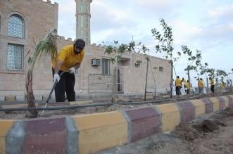 نشامى الحي بخيبر الجنوب يفعلون فرصة حفظ الطبيعة ومواردها - المواطن