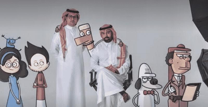 Netflix توقع صفقة مع استوديو الرسوم المتحركة السعودي ميركوت (1)