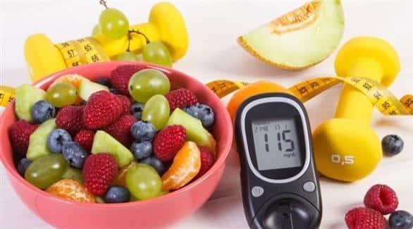 فواكه مرضى السكري.. المسموح والممنوع في روشتة استشارية التغذية