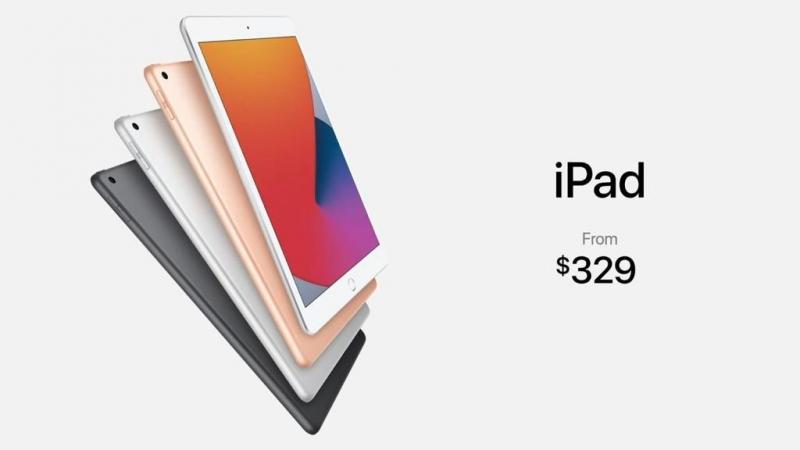 Apple Event يعلن عن سعر أجهزة الجيل الثامن من iPad وApple Watch Series 6 - المواطن
