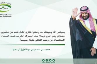 السعوديون لهيئة الرقابة: اضربوا بقوة على الفاسدين بيض الله وجيهكم - المواطن