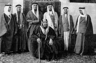قصة برقية التسمية ونص الأمر الملكي رقم 2716 بتوحيد السعودية - المواطن