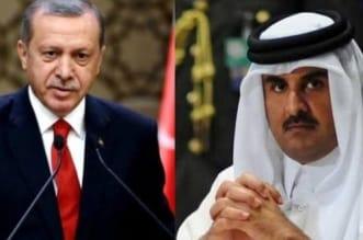 تميم بن حمد وأردوغان