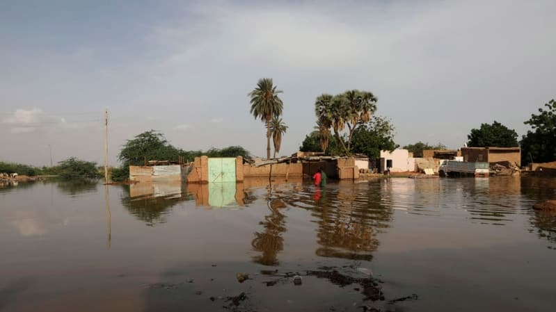 بالفيديو والصور.. كارثة السودان.. اختفاء قرى بأكملها وهجمات للعقارب والثعابين ونوم في العراء