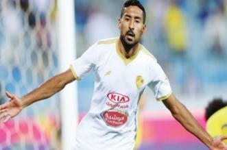 علي الحسن لاعب الفتح يقترب من النصر