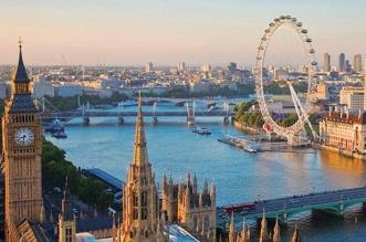 كم عدد سكان بريطانيا