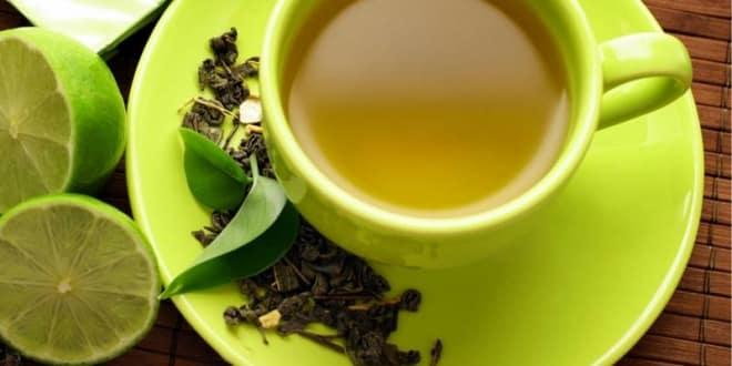 ما هي فوائد شرب الشاي الأخضر قبل النوم في انقاص الوزن