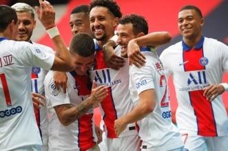 مباراة باريس سان جيرمان ونيس