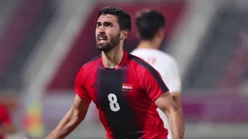 عمر خربين نجم الهلال ومنتخب سوريا