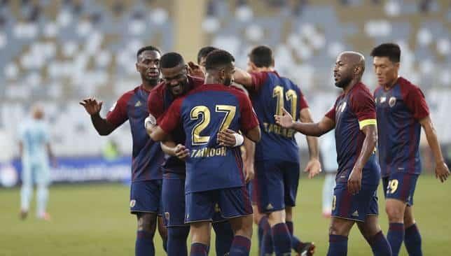 الوحدة الإماراتي ينسحب من دوري أبطال آسيا