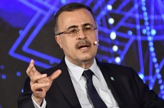 أمين الناصر أرامكو مصممة على الوفاء بالتزاماتها المتعلقة بتوزيعات الأرباح