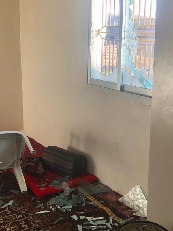 إصابة مواطن وتضرر 5 منازل إثر سقوط شظايا مسيرة حوثية في سراة عبيدة 1